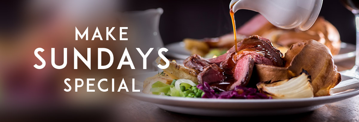 Special Sundays at The Queen's Arms