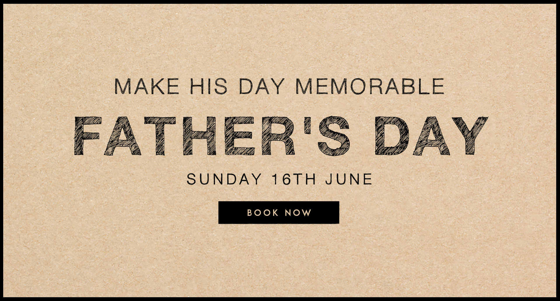 Fathers Day at The Queen's Arms