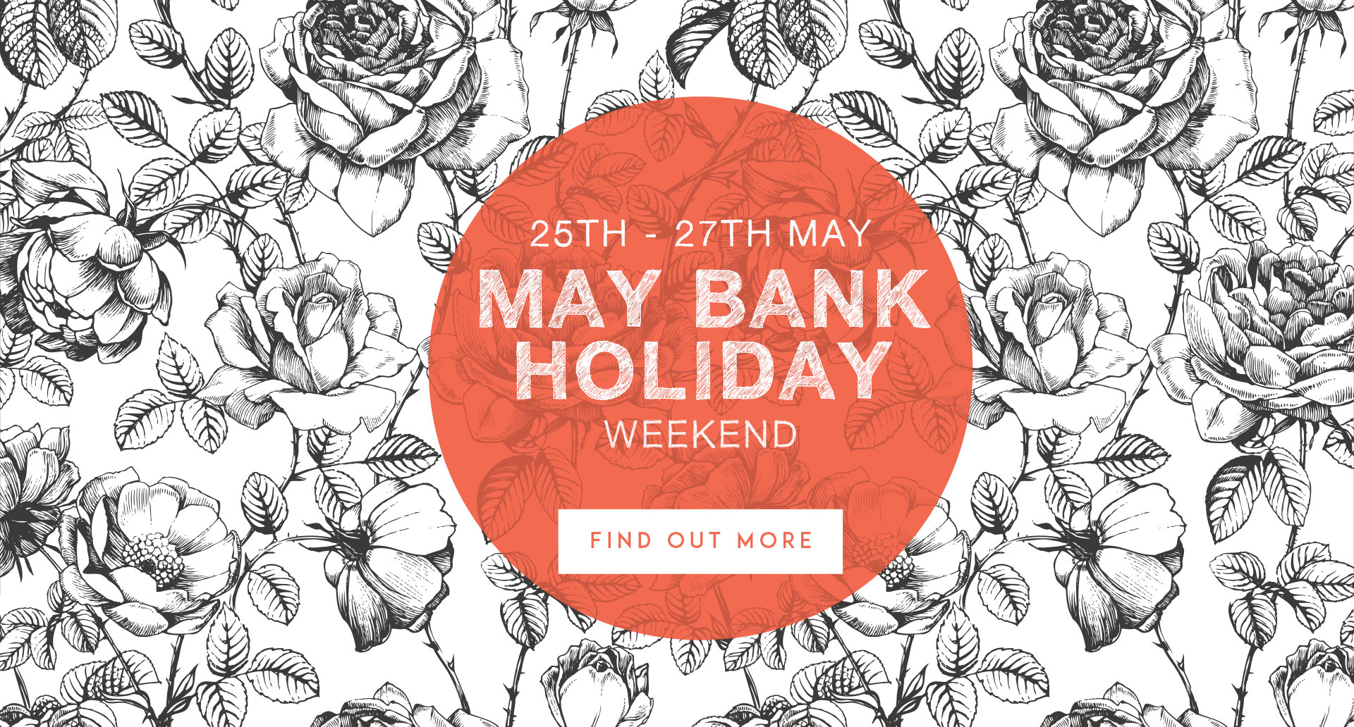 May Bank Holiday at The Queen's Arms